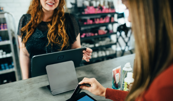 How can small businesses keep up with the high retail demand?