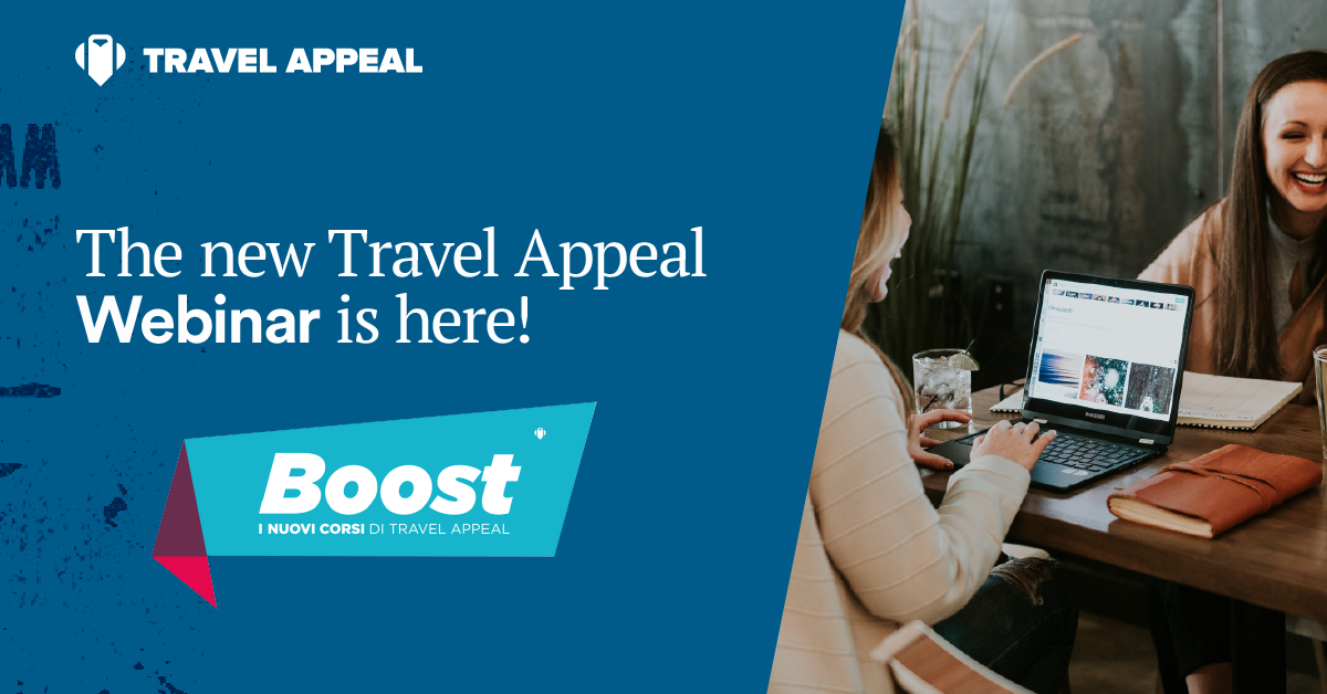 The new Travel Appeal Webinar is here!