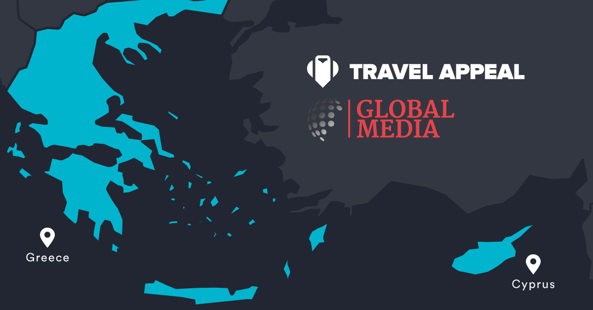 Travel Appeal e le sue soluzioni di brand reputation management arriva in Grecia e Cipro