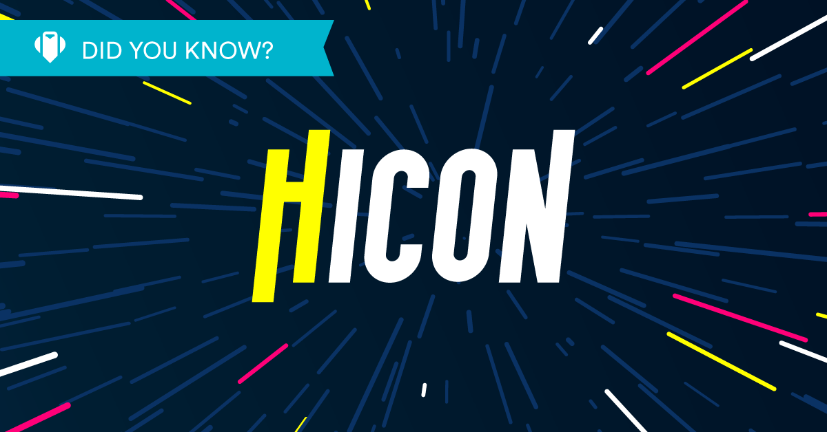 DYK - Hicon 2019 Blog