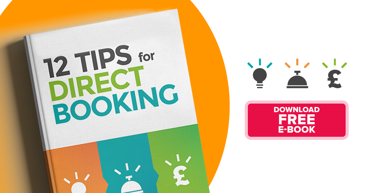 [ebook] 12 Tips for Direct Booking