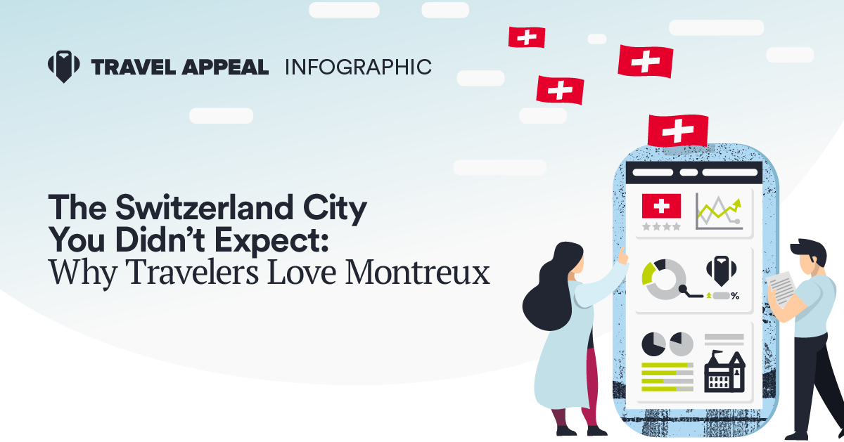 The Switzerland City You Didn't Expect: Why Travelers Love Montreux
