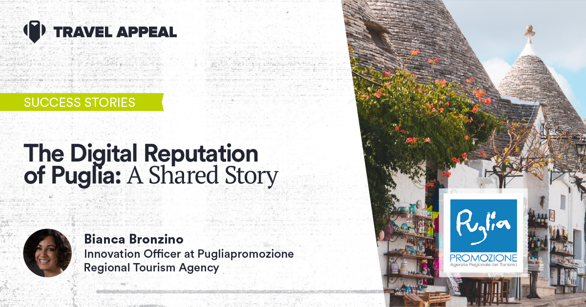The Digital Reputation of Puglia: A Shared Story