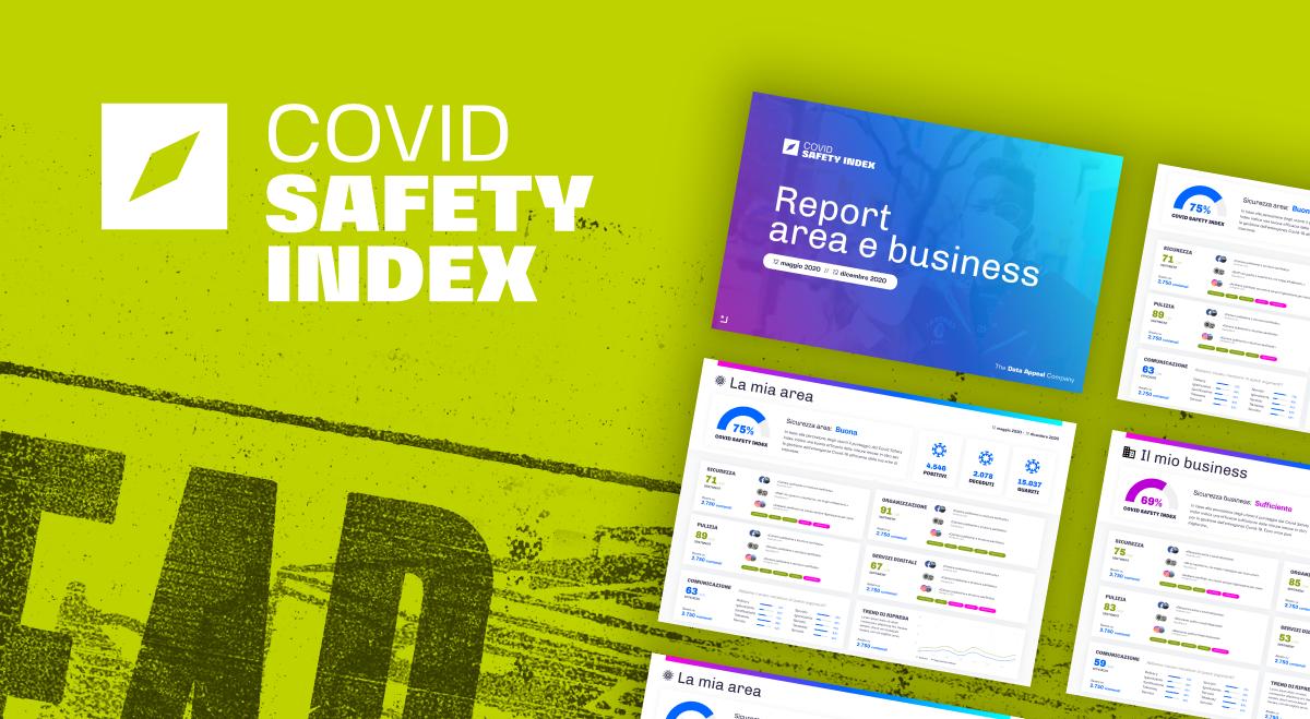 Covid Safety Index: una bussola per guidarti durante la riapertura